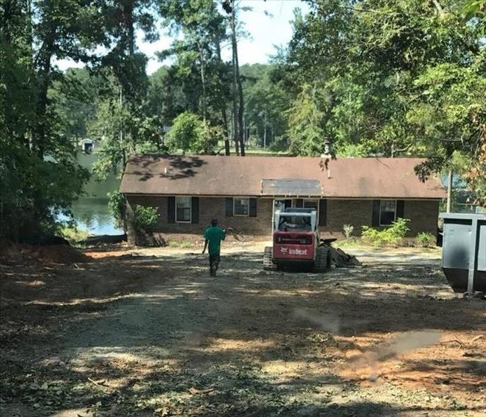 Lake House receives total makeover! Before