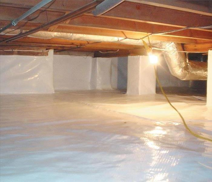 Why SERVPRO Should You Invest in Crawlspace Encapsulation?