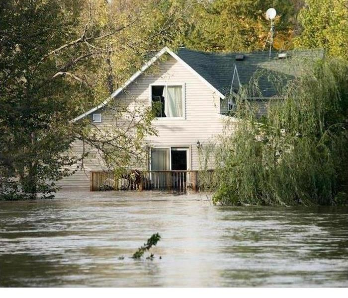 Storm Damage Choose the right service to overcome flood damage in your home!