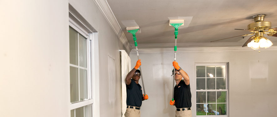 Milledgeville, GA fire smoke damage restoration